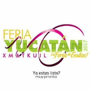 feria yucatán xmatkuil 2017