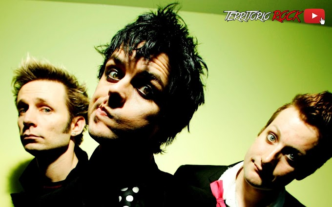 Green Day: Sacará un documental. Mira su trailer.