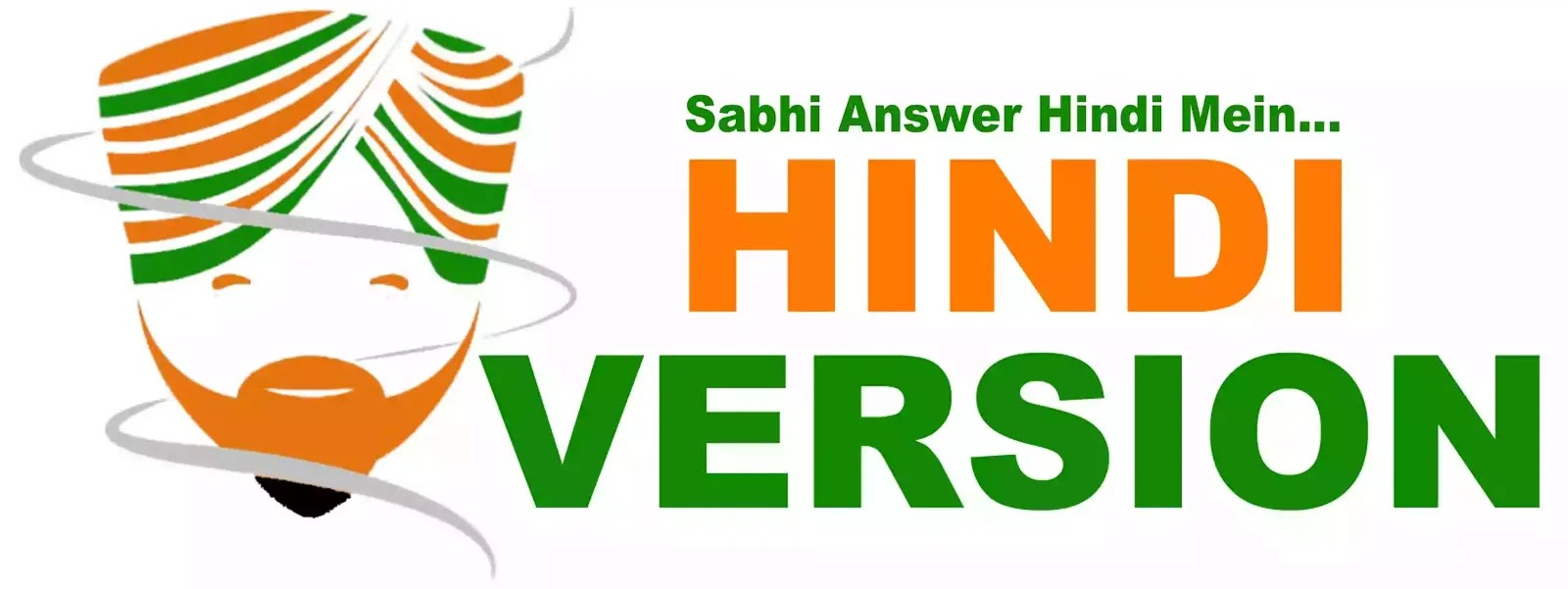 Hindi Version - Sabhi Answer Hindi Mein
