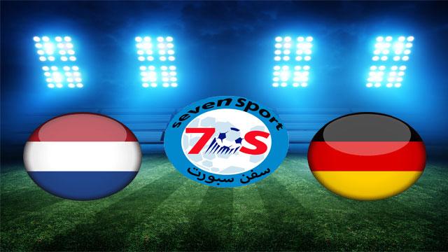 موعدنا مع مباراة المانيا وهولندا بتاريخ  24/03/2019 تصفيات اليورو 2020