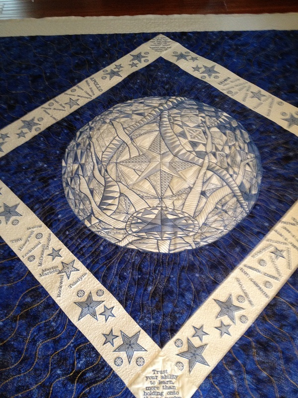 space shuttle quilt pattern - photo #15