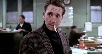 Roy Scheider as Buddy Russo