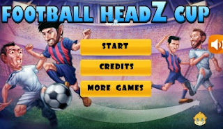 Football Headz Cup Awesome and Interesting Sport Online Games