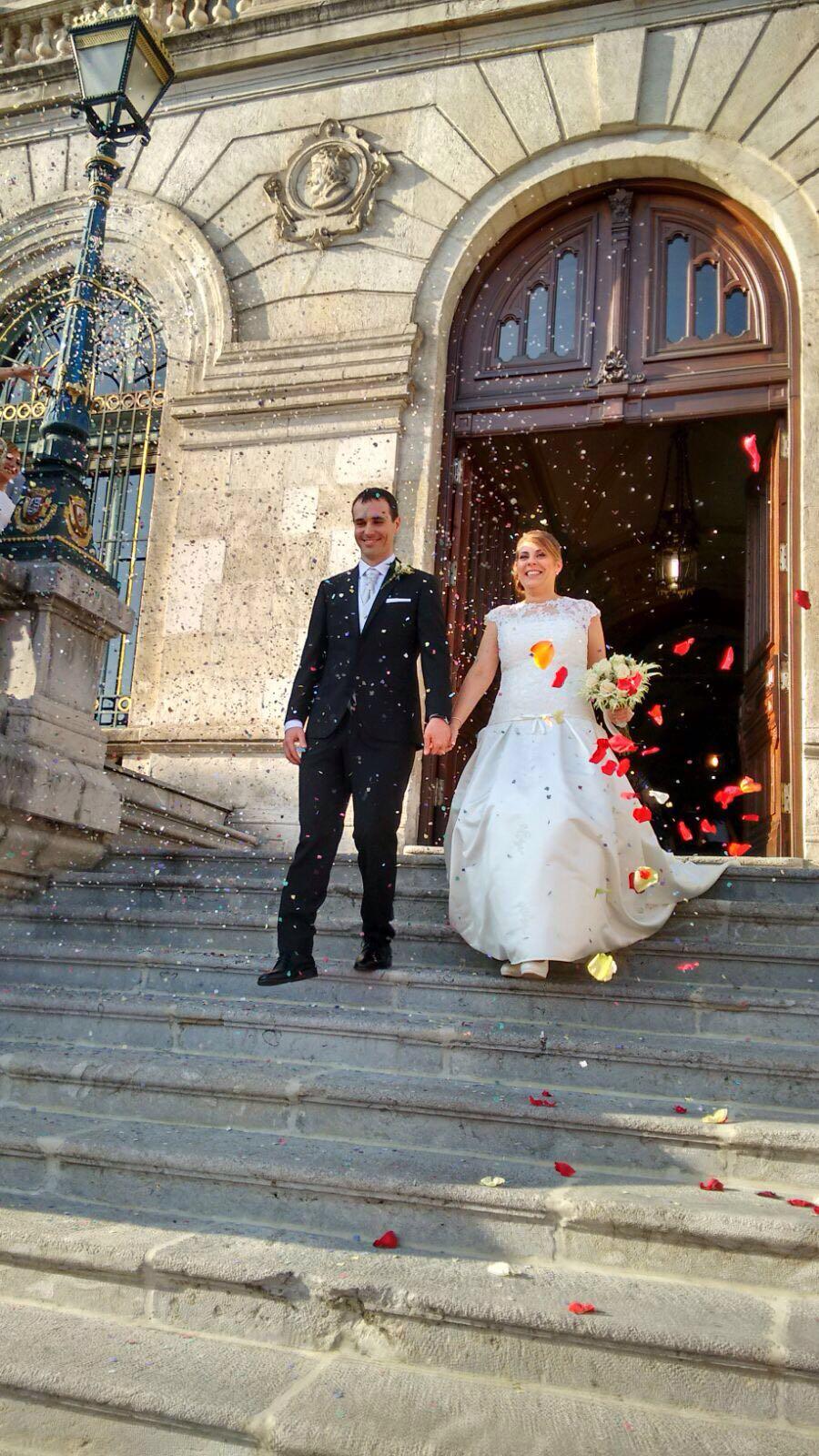 Boda Naiara Gipsy : Cerezo atalaya boda de naiara y juan pablo