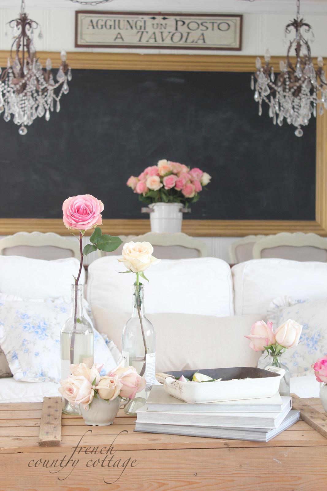 White Slipcovers