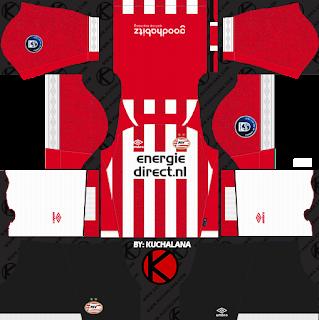 psv-eindhoven-kits-2018-19-dream-league-soccer-%2528home%2529