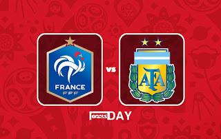 France vs Argentina – Highlights & All Goals