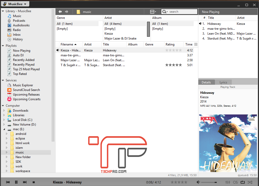 Best Free Music Player Software For Windows (TOP 5) - TECHPRO