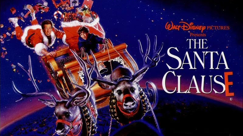 The Santa Claus Tim Allen Scott Calvin Eric Lloyd Charlie Calvin