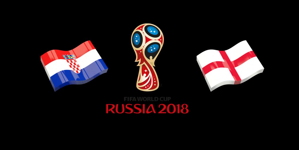 Dove Vedere CROAZIA INGHILTERRA Streaming e Diretta TV Oggi | Mondiali Calcio Russia 2018