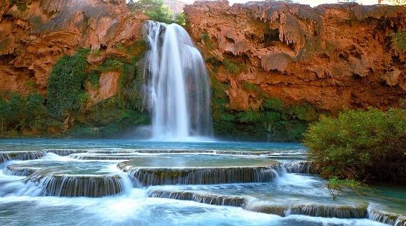 Empat Sungai di Dunia yang Mengalir dari Mata Air Surga