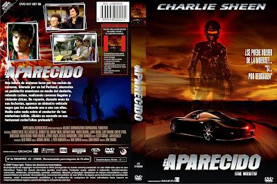 Cover, caratula, dvd: El aparecido | 1986 | The Wraith » Cine Clasico HD