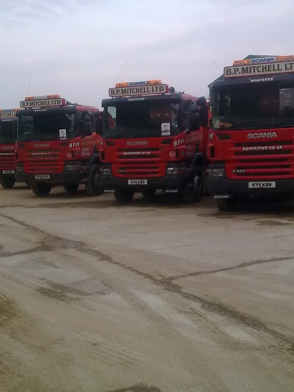 Share Jack Love With Tracie Dean 30 Bp Mitchell Lorries With Jack