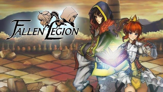 إصدار Fallen Legion+ قادم كذلك لجهاز PC على خدمة Steam