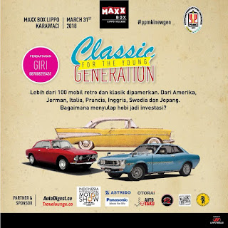 PPMKI DKI's EVENT  : Classic For Young Generation 2018