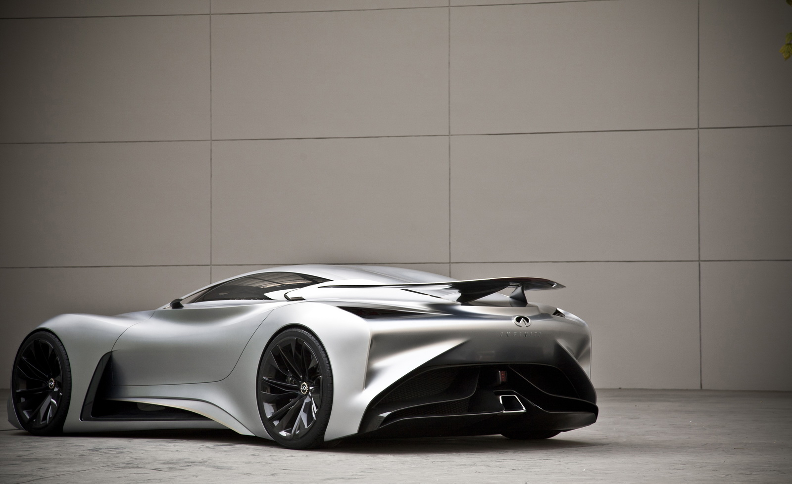 Infiniti Brings Its 2014 Concept Vision Gt To Gran Turismo