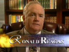 Ronald Reagan tesitmony