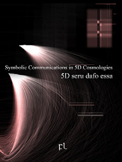 Symbolic Communications in 5D Cosmologies Cover
