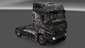 Warrior Skin Pack for All Trucks
