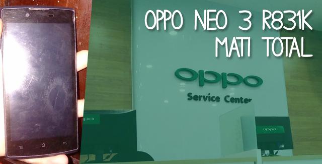 Oppo Neo 3 Mati Total