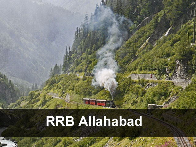 RRB Allahabad 2018 Group D | Loco Pilot Application Status Exam Date