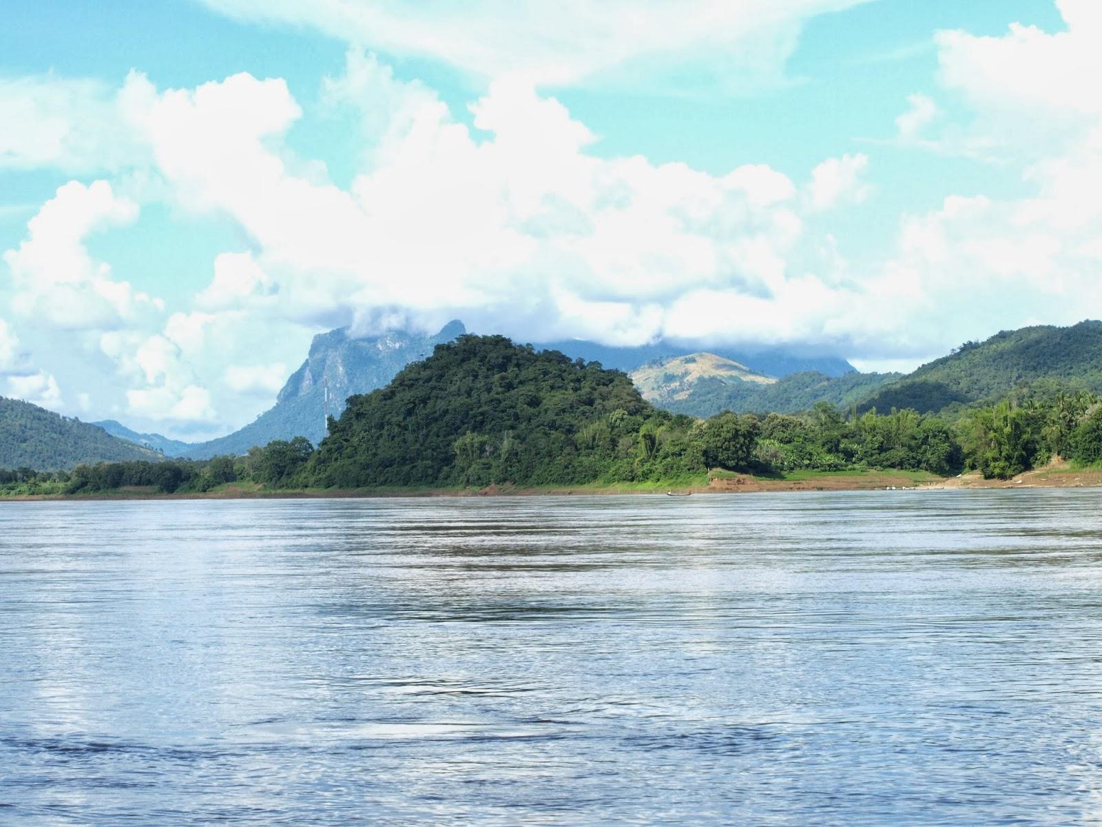 Rio Mekong, Maior Rio do Sudeste Asiático
