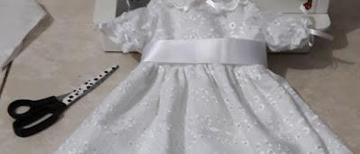 vestidinho de boneca