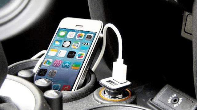 cara menghubungkan hp ke mobil