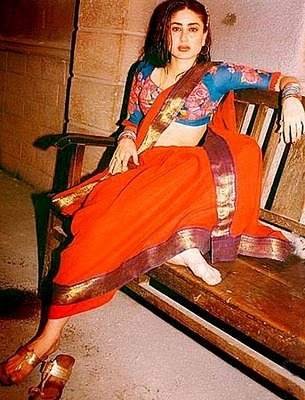 Kareena Kapoor In Saree ~ Fashion Trends | Styles | Tattoos