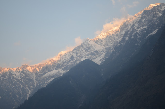 Golden Peaks, Lachung, North Sikkim