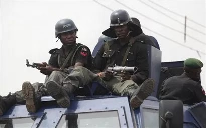 soldiers kill police bauchi