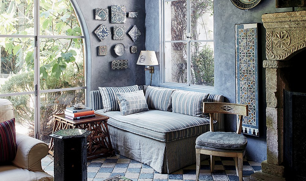Zsazsa Bellagio Like No Other House Blue Tiful Art And