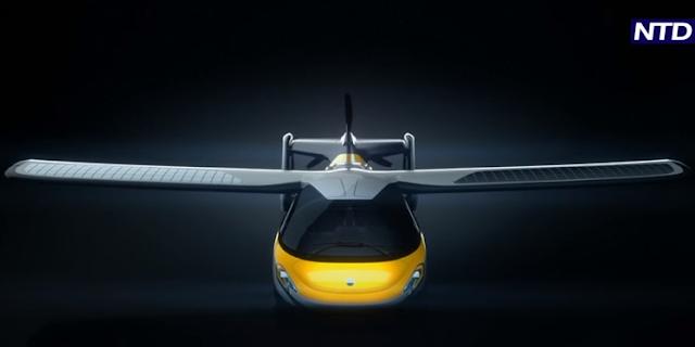 Harga satu unit mobil terbang di banderol 1 juta Pound Sterling