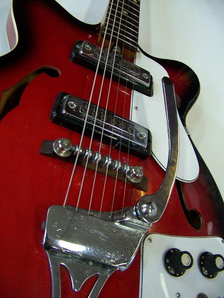 canadian vintage guitar hunt teisco 60 39 s jedson electric guitar. Black Bedroom Furniture Sets. Home Design Ideas