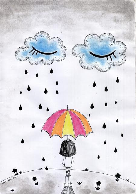 Animasi Awan Dan Hujan