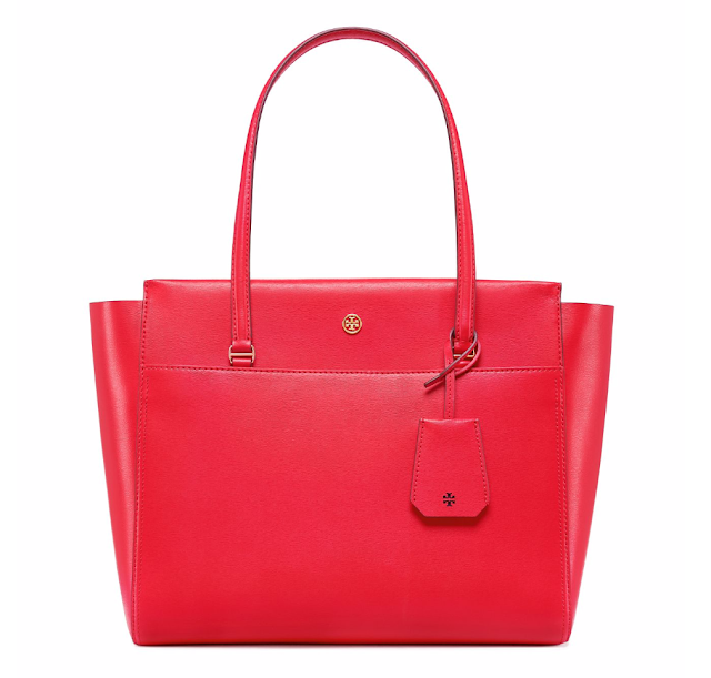 Tory Burch: Parker Tote for 40% off + free shipping!