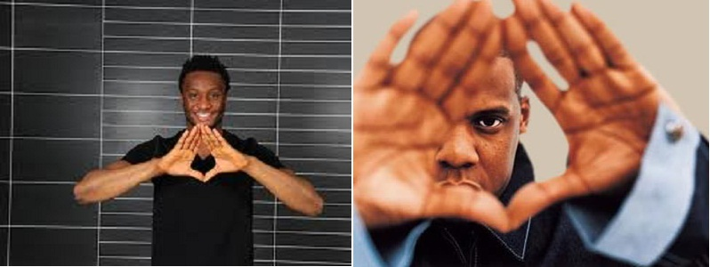 Ọmọ Oódua: Mikel Obi Displaying The Illuminati Hand Sign?