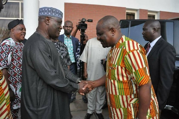 Atiku visit wike after pdp convention primaries