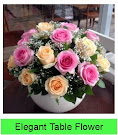 Elegant Table Flower