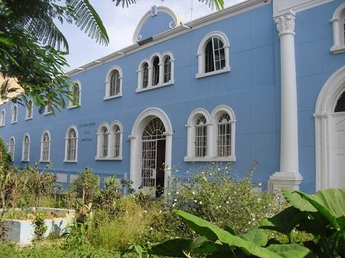 Escuela SANTA TERESA DE LA INMACULADA - San Pedro de Lloc