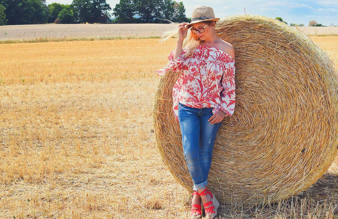 Jeanslook für Frauen über 40