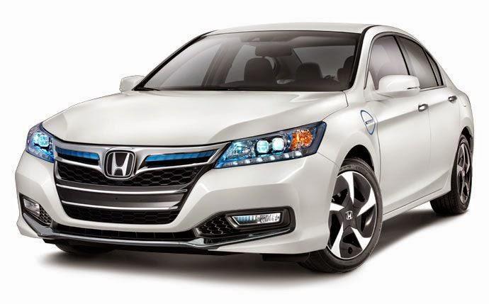 Gambar Honda Accord 2015