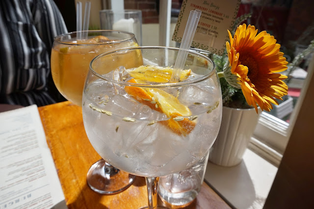 Joe's Kitchen, York Gin and Tonic