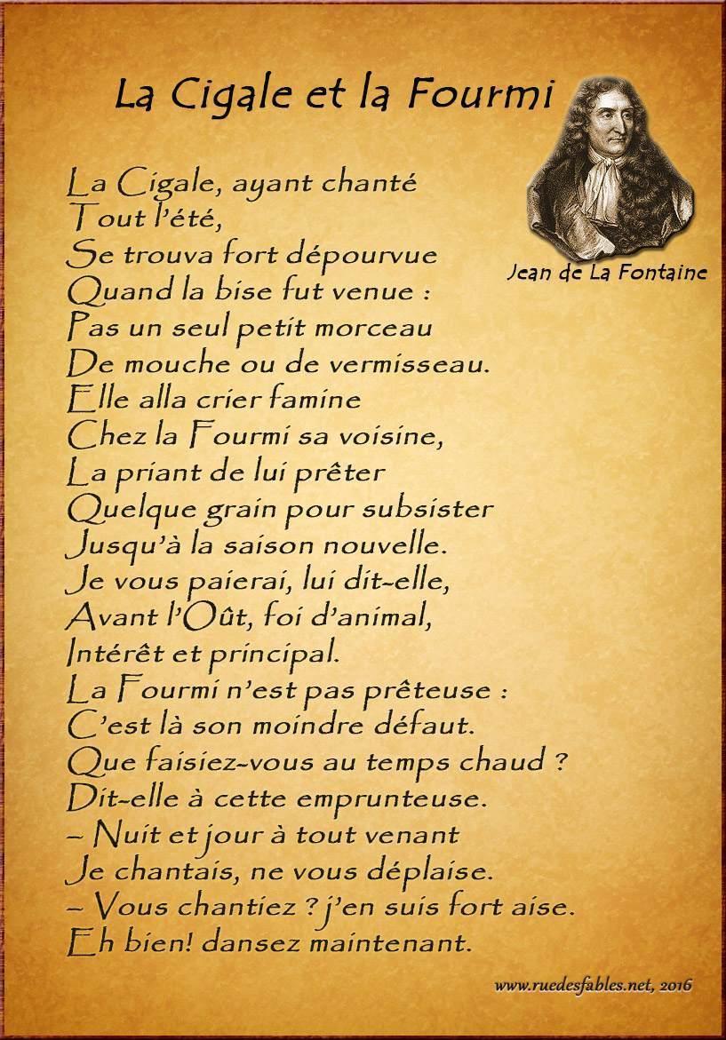 Les fables et les Fabulistes.: Fables de La Fontaine en images