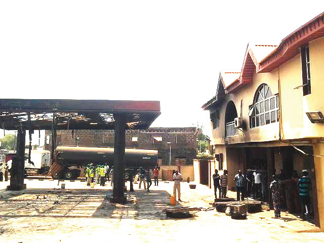 Two killed, seven injured in Ogun gas plant explosion