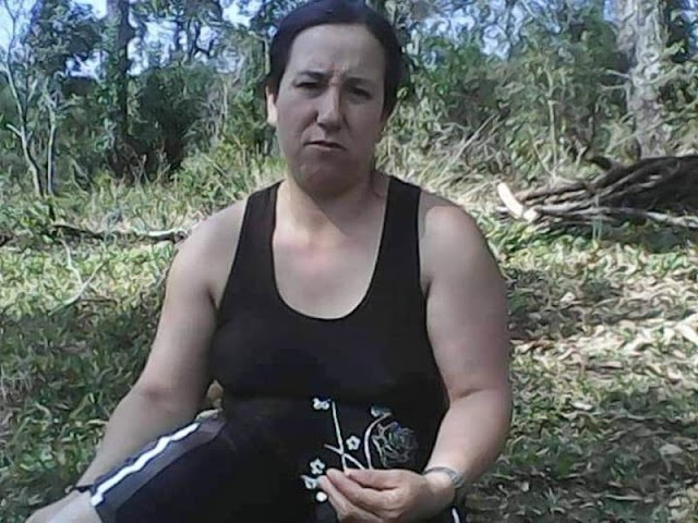 MARIDO MATA MULHER A TIROS EM PINHÃO