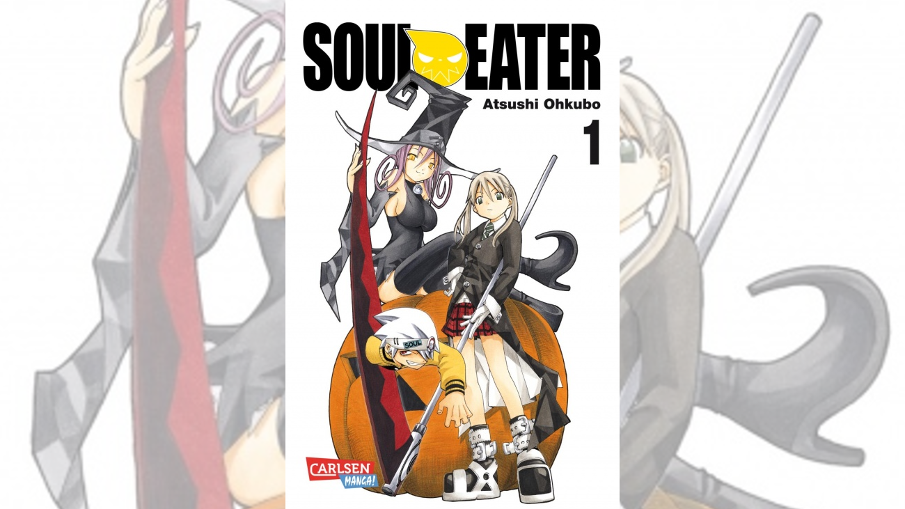 Manga Highlights 2016 Soul Eater
