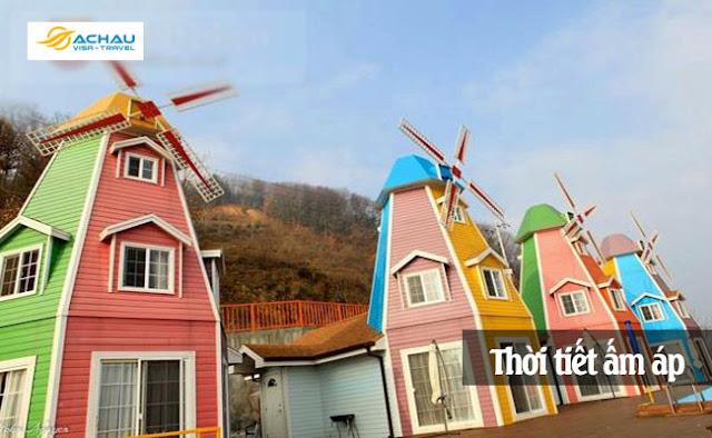 Những lý do nên chọn du lịch Hàn Quốc