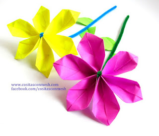 flores-papel-regalo-para-mamá