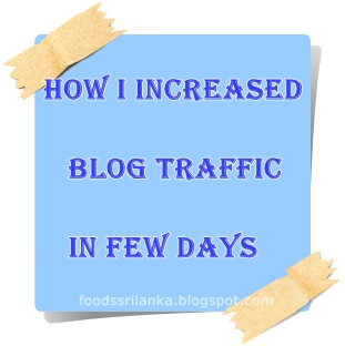 5 proven tips to increase blog traffic & get a bigger audience in few days